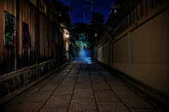 夜の東山 2019 師走 その2