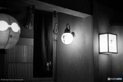 ご隠居(Nikon SP)の試写(夜の祇園編) その7
