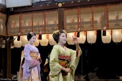 奉納舞踊 2019 その13