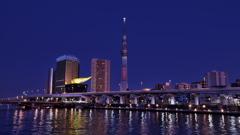 隅田川 2020年 睦月 その1