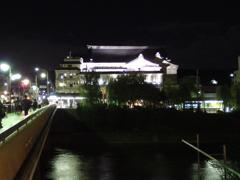 京都四條 南座 その2