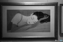 ご隠居(Nikon SP)の試写(美人画展 in 銀座2018) その2