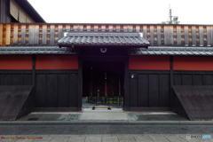 寒い祇園の朝 その1