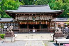 盛夏の熊野若王子神社 2019 文月