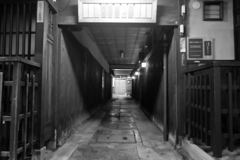 夜の祇園 2018初冬 その2