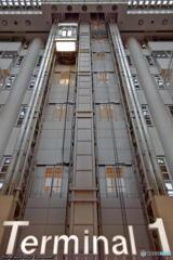 羽田空港第一ターミナル その2