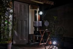夜の東山 2019 師走 その1(カラー・バージョン)