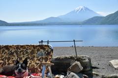 私は馬鹿だから富士山を撮ってしまう。