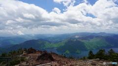 標高2486m