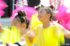 Dance Legend - cheerfully -