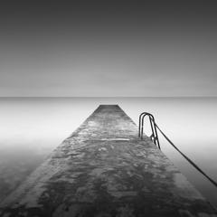 海水浴の桟橋