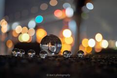In the glitter