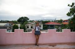フィリピンの女子高の制服ですか?