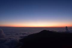 久住山から雲海を望んでⅡ