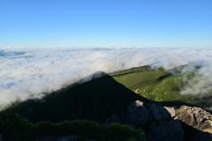 雲海とブロッケン♪