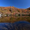 御池と紅葉Ⅱ