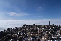 雲海の向こう側