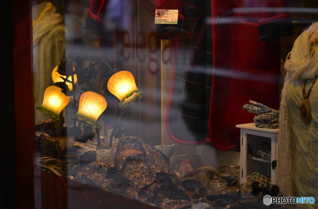 モトマチの灯り----④