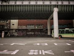 osaka street snap  ~Bus Stop~
