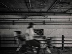 osaka street snap ~NO BICYCLE PARKING~