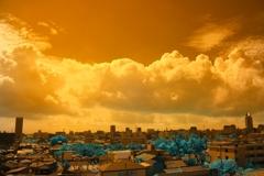 infrared landscape 90