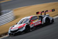 SUPER GT 公式テスト(16号車)HONDA