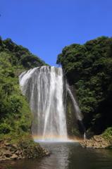 虹をかける滝~龍門滝2
