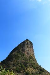 薩摩の奇岩