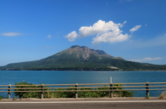 road to 桜島