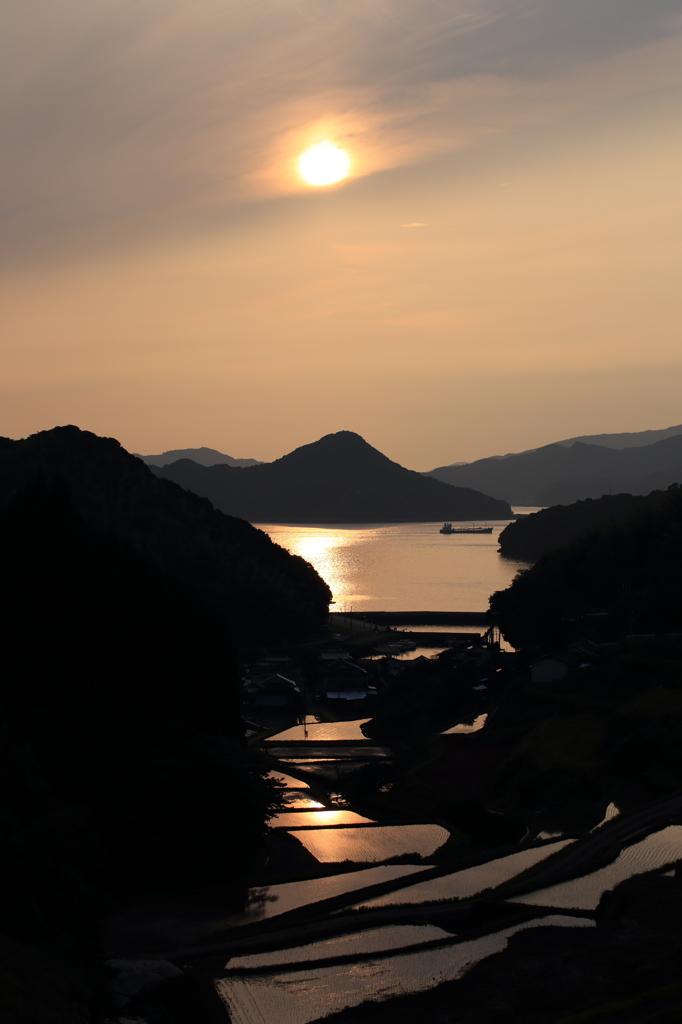長島サンセット