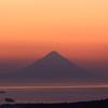 薩摩富士の輝き