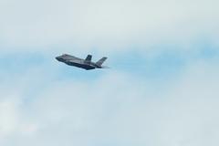 F-35(観閲式本番)⑤