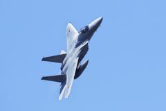 百里基地航空祭 ④ F-15