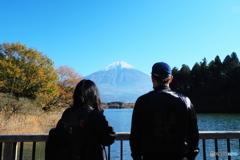 田貫湖情景