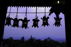 夕刻の平城