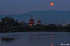 十六夜薬師寺伽藍(リバイバル)