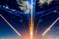 超光速航法ワープ(リメイク版)