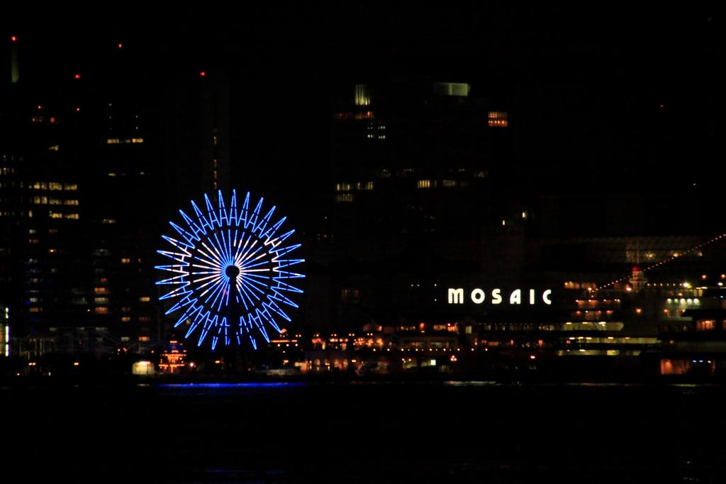 影絵「神戸」
