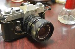 祖父のカメラ