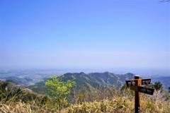 景信山からの景色