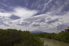 盛岡の風景