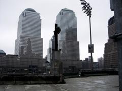 2004年 Ground Zero in New York