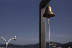 鐘とカモメ