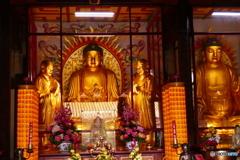 ペナン島の寺院