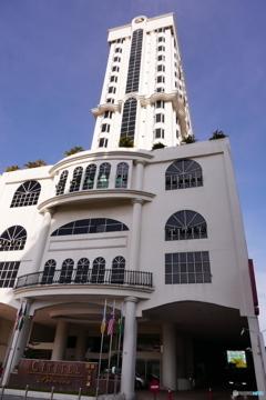 マレーシア・ペナンの街
