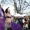 The Asian dancer
