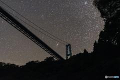 アンドロメダ輝く大橋