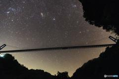 星空に架かる橋