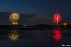 熊谷スクラム花火
