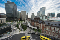 東京駅スナップ